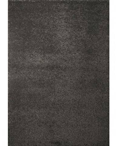 Koberec Shaggy 160x230 cm, šedý%