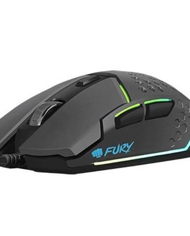 Herná myš Fury Battler