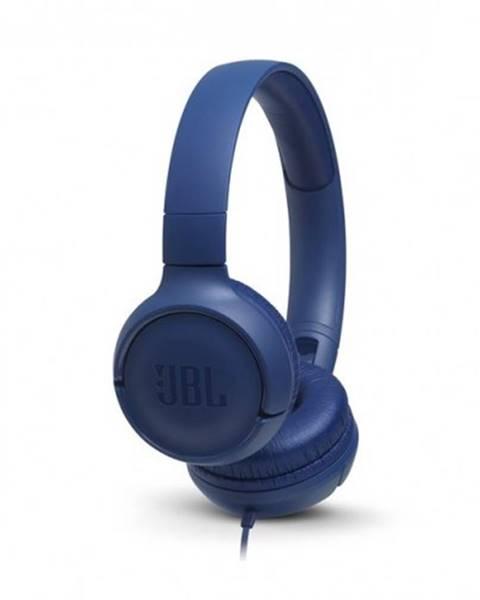 JBL Slúchadlá cez hlavu JBL Tune 500 modrá