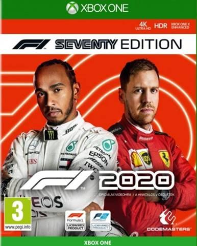 F1 2020: Seventy Edition