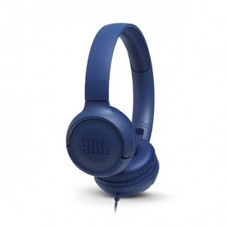 Slúchadlá cez hlavu JBL Tune 500 modrá
