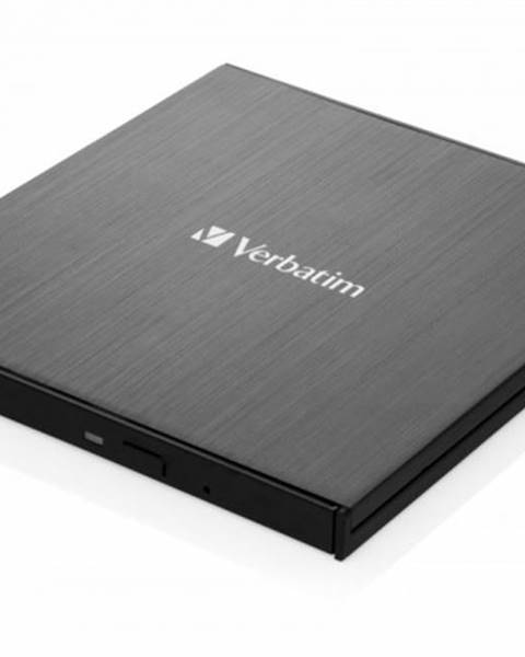 Verbatim VERBATIM Externá Blu-Ray Slimline mechanika USB 3.0, čierna