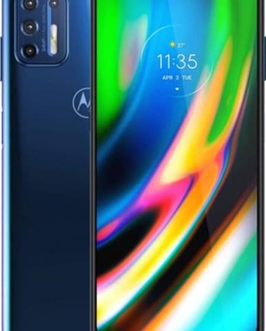 Mobilný telefón Motorola G9 Plus 4GB/128GB, modrá