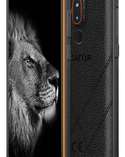 Aligator Odolný telefón Aligator RX800 eXtremo 4GB/64GB, oranžová