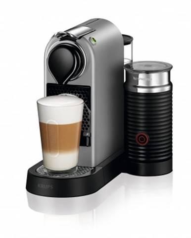 Kapsulový kávovar Nespresso Krups Citiz XN761B10
