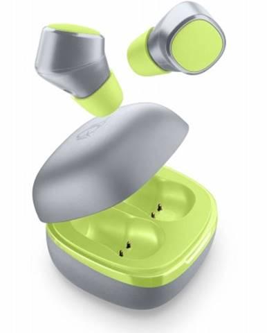 True Wireless slúchadlá CellularLine Evade s dobíjacím púzdrom