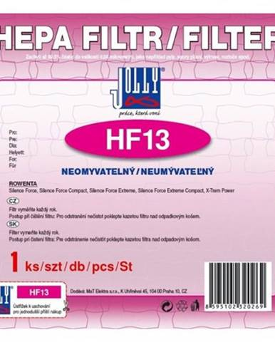 HEPA filter Jolly HF13 pre Rowenta: Silence Force, X-TREA Power
