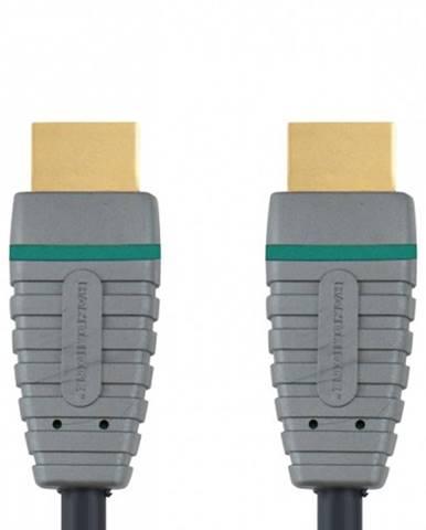 HDMI kábel Bandridge BVL1203, 1.4, 3m