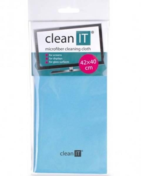 Clean IT Čistiaca utierka z mikrovlákna CLEAN IT CL700, veľká, modrá