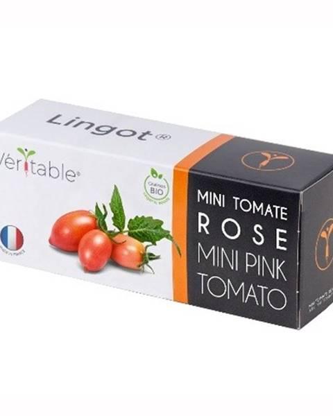 Véritable BIO Mini ružová paradajky pre SMART kvetináče Véritable