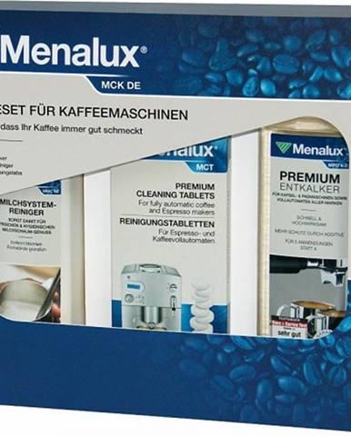 Sada na čistenie kávovarov a presovačov Menalux MCKCZ