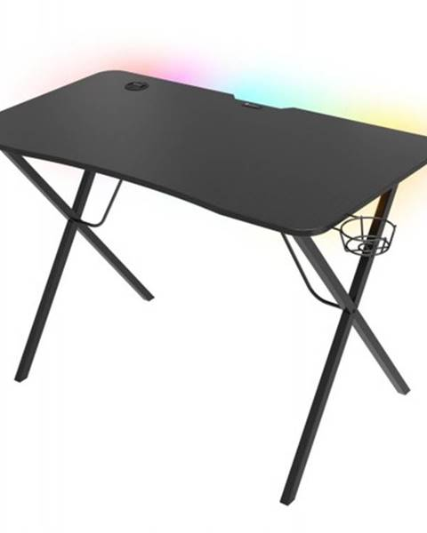 Genesis Herný stôl Genesis Holm 200 RGB - NDS-1606 + ZDARMA podložka pod myš a hub