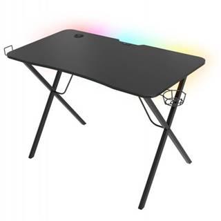 Herný stôl Genesis Holm 200 RGB - NDS-1606 + ZDARMA podložka pod myš a hub
