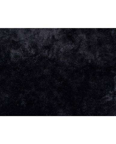 Čierny koberec HoNordic Florida, 160 × 230 cm