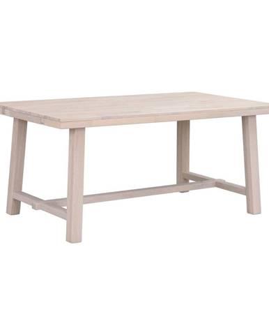Matne lakovaný dubový jedálenský stôl Rowico Brooklyn, 170 x 95 cm