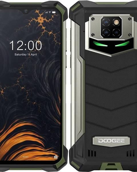 Doogee Mobilný telefón Doogee S88 PRO  zelený