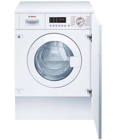 Práčka so sušičkou Bosch Serie   6 Wkd28542eu biela