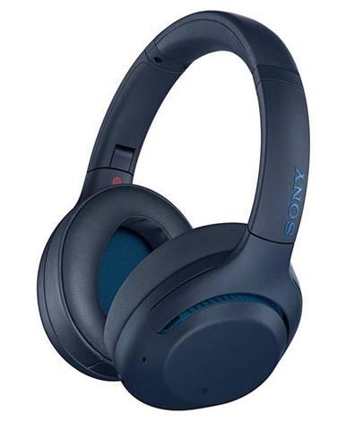 Slúchadlá Sony WH-XB900N Extra Bass modrá