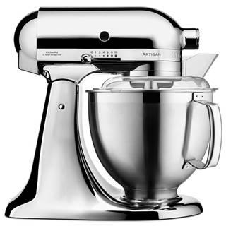 Kuchynský robot KitchenAid Artisan 5Ksm185psecr chróm