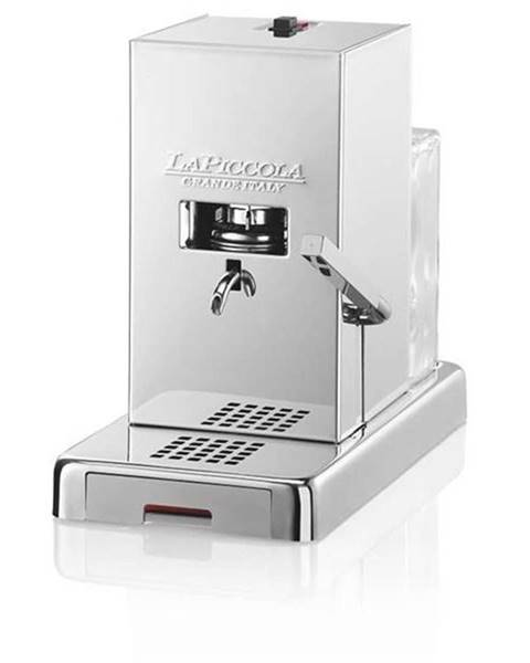 La Piccola Espresso La Piccola Piccola Doppia Lucidatura strieborn