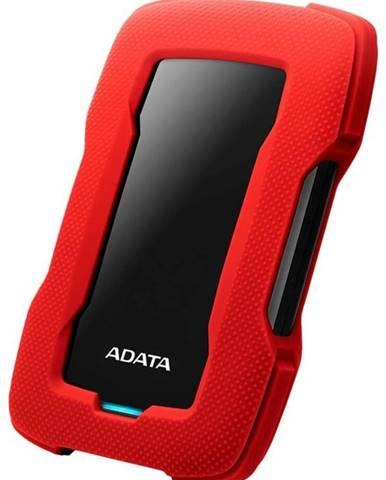 Externý pevný disk Adata HD330 1TB červený