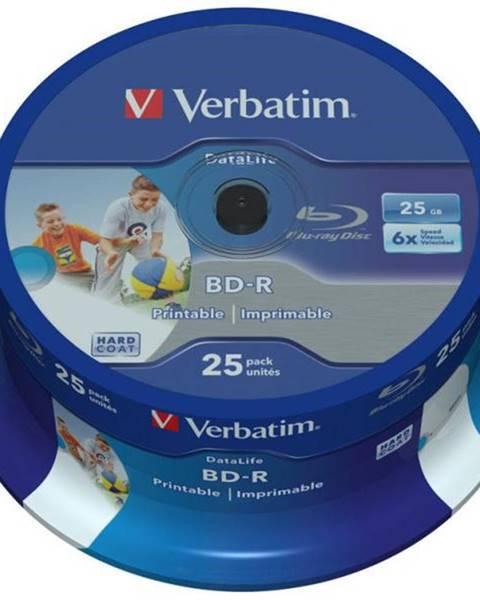 Verbatim Disk Verbatim BD-R SL 25GB, 6x, 25-cake
