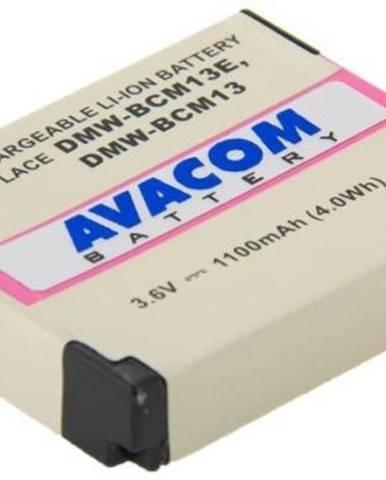 Batéria Avacom Panasonic DMW-BCM13/Bcm13e Li-Ion 3,6V 1100mAh
