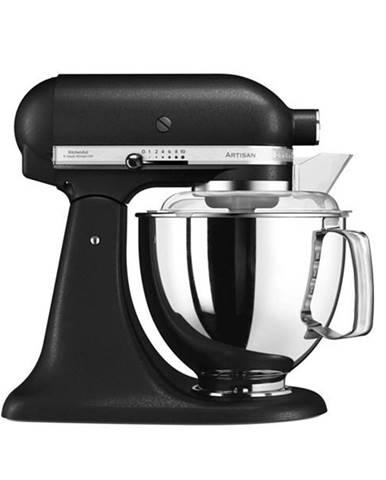 Kuchynský robot KitchenAid Artisan 5Ksm175psebk čierny
