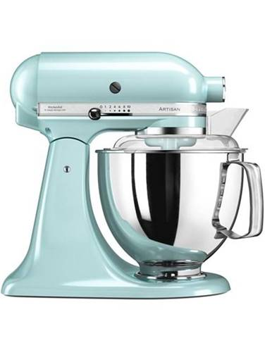 Kuchynský robot KitchenAid Artisan 5Ksm175pseic modr