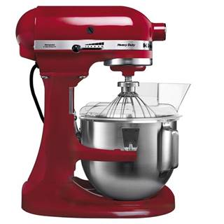 Kuchynský robot KitchenAid Heavy Duty 5Kpm5eer červený