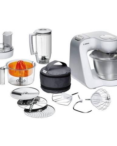 Kuchynský robot Bosch MUM54230 strieborný/biely