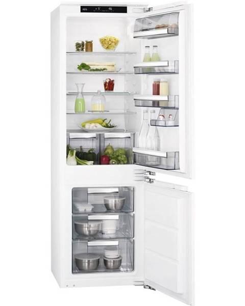 AEG Kombinácia chladničky s mrazničkou AEG Mastery FlexiShelf
