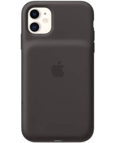 Kryt na mobil Apple Smart Battery Case pre iPhone 11 - čierny