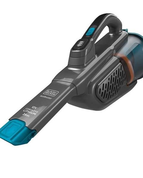 Black-Decker Vysávač akumulátorový Black-Decker Dustbuster SmartTech Bhhv320b