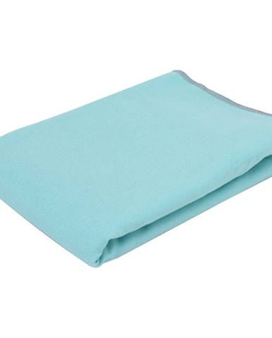 XQ Max Rýchloschnúci uterák Yoga, zelená, 70 x 40 cm