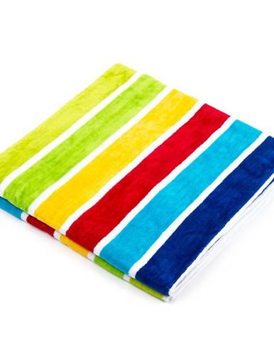 Profod Plážová osuška Candy Stripes, 85 x 165 cm