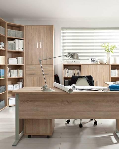 BRW Regál BRW Office - REG2D