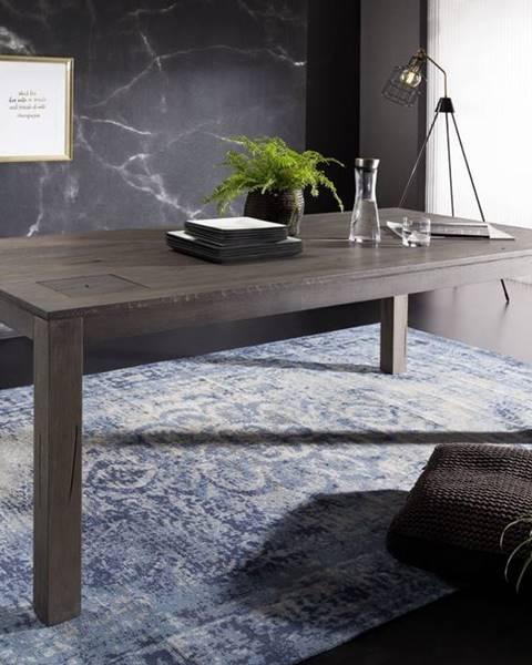 Bighome.sk TAMPERE Jedálenský stôl 180x100 cm, dub, dymová