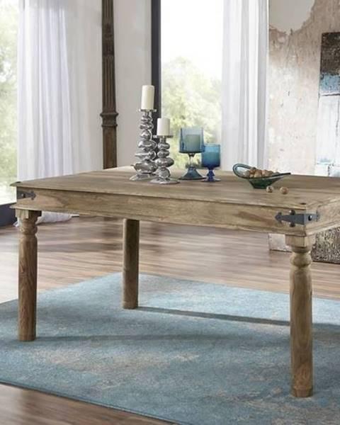 Bighome.sk CASTLE Jedálenský stôl 120x90 cm, palisander