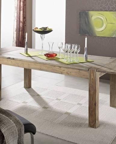 GREY WOOD Jedálenský stôl 140