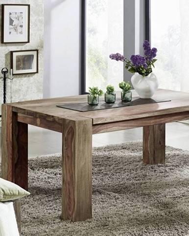 GREY WOOD Jedálenský stôl 240x100 cm, palisander
