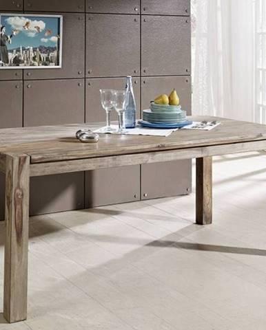GREY WOOD Jedálenský stôl Klasik 180x90 cm, palisander