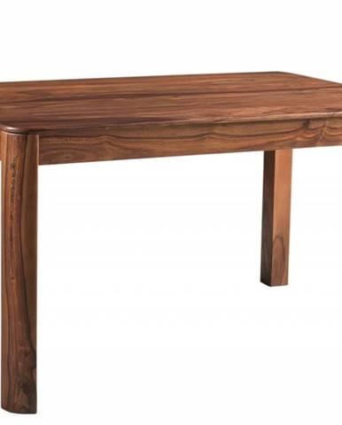 MONTREAL Jedálenský stôl 178x90 cm, hnedá, palisander