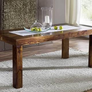 DAKOTA Jedálenský stôl 200x100 cm, palisander