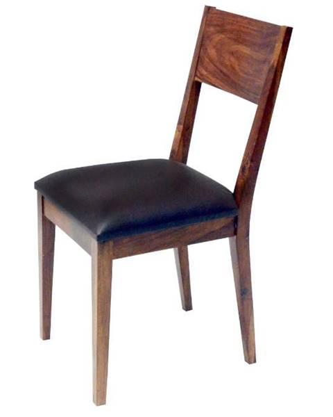 Bighome.sk Jedálenská stolička PUR