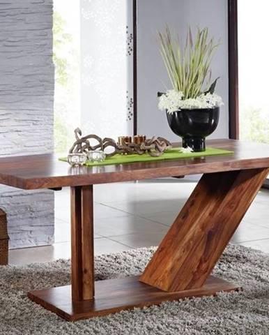 BARON Jedálenský stôl 160x90 cm, palisander