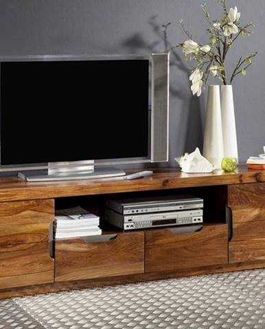 BARON TV stolík 200x50 cm, palisander