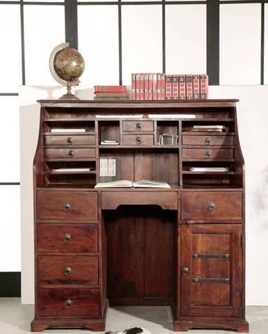 CAMBRIDGE Písací stôl 128x58, akácia