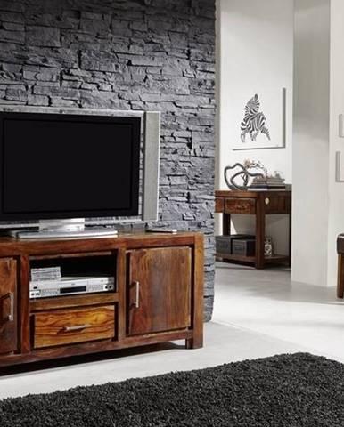 DAKOTA TV stolík 145x60 cm, palisander