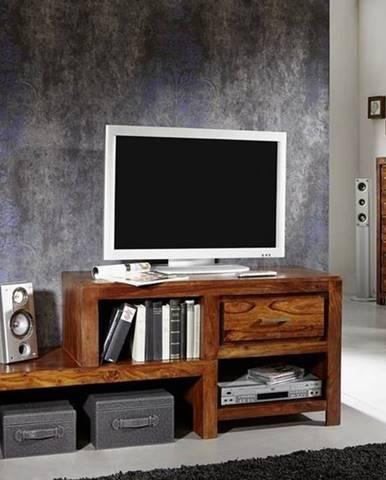 DAKOTA TV stolík 150x60 cm, palisander